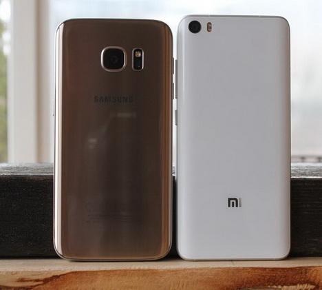 Perbandingan Kamera Samsung Galaxy S7 vs. Xiaomi Mi5