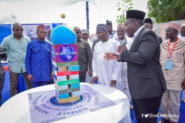 Eschew Violence; It Only Retards Our Progress – VP Bawumia