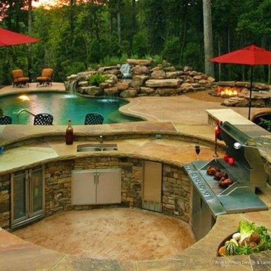 Great Patio Ideas - Side and backyard idea - Patio Design ... on Cool Backyard Patio Ideas id=17843