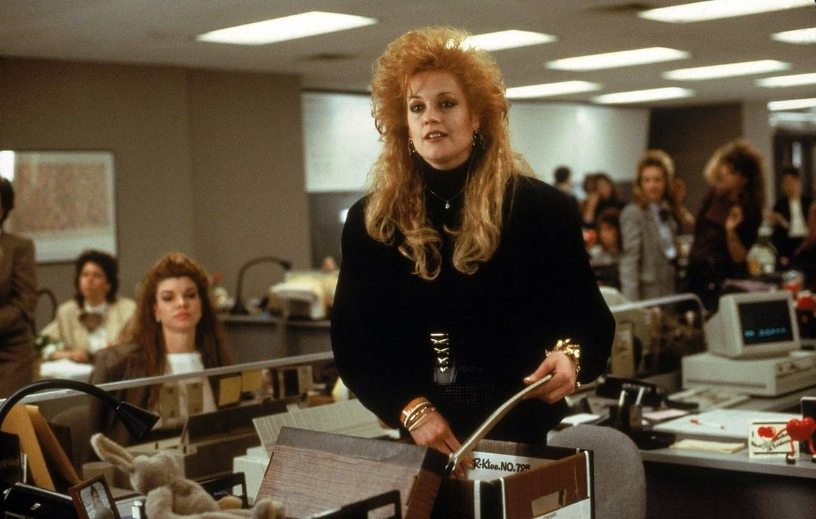 The Film Chews Heartily On Several Themes Including Classism Careerism Women In The Work Force The Limits Of Ambition And The Rights And Wrongs Of The