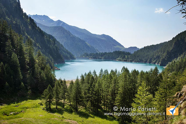 Lago dei Cavalli in valle Antrona