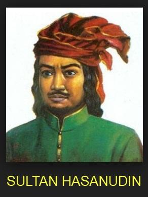 Sultan Hasanudin  Gambar Pahlawan
