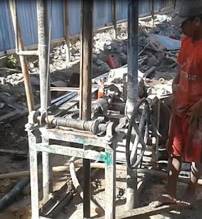 Jasa bore pile dan sumur bor Denpasar Bali