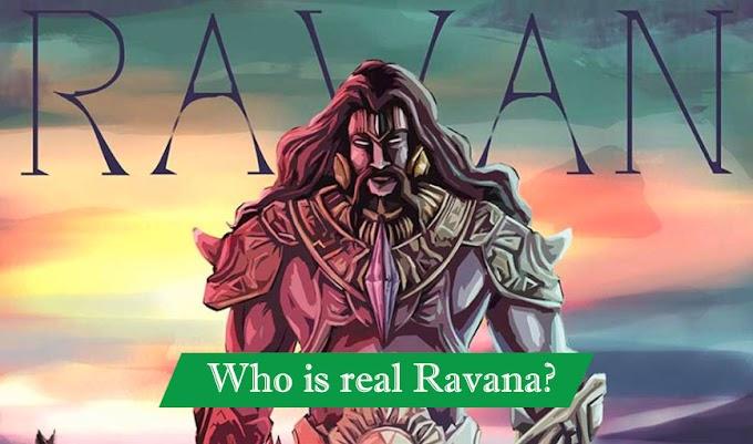 Who is real Ravana?