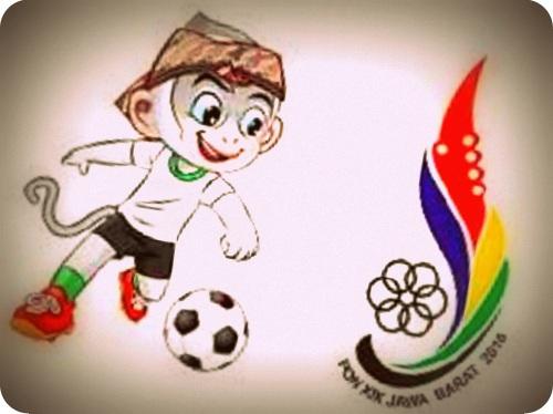 Tim Sepakbola Jawa Barat ke Semifinal PON XIX 2016