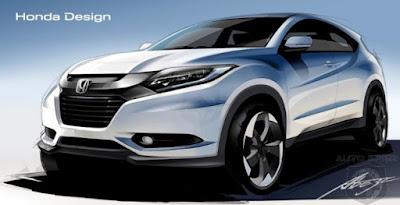 2020 Honda HR-V Concept, prix, changements et date de sortie Rumeur