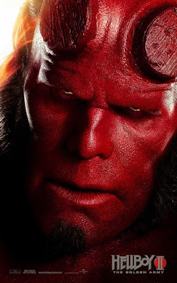 Hellboy 2 The Golden Army 2008 Dual Audio Hindi 720p HEVC BluRay 600MB