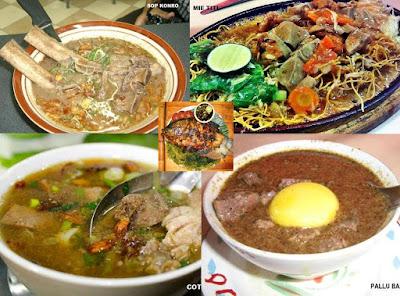 Kumpulan Resep Kuliner Khas Makassar Yang Enak Dan Lezat