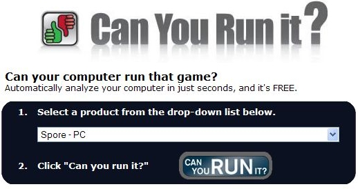 معرفة الالعاب الذي تعمل على جهازك