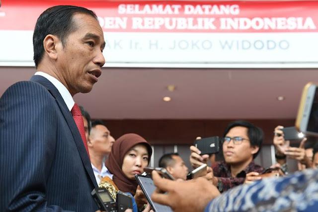 Kata Jokowi: Kalau yang Bagus-bagus Diem, Giliran Keliru Sedikit Demonya 3 Bulan