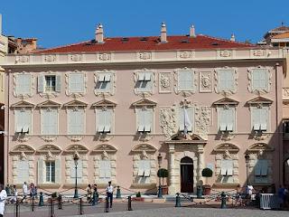 Palacio principe de Monaco