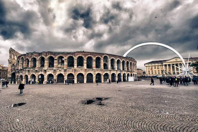 Arena di Verona-Natale