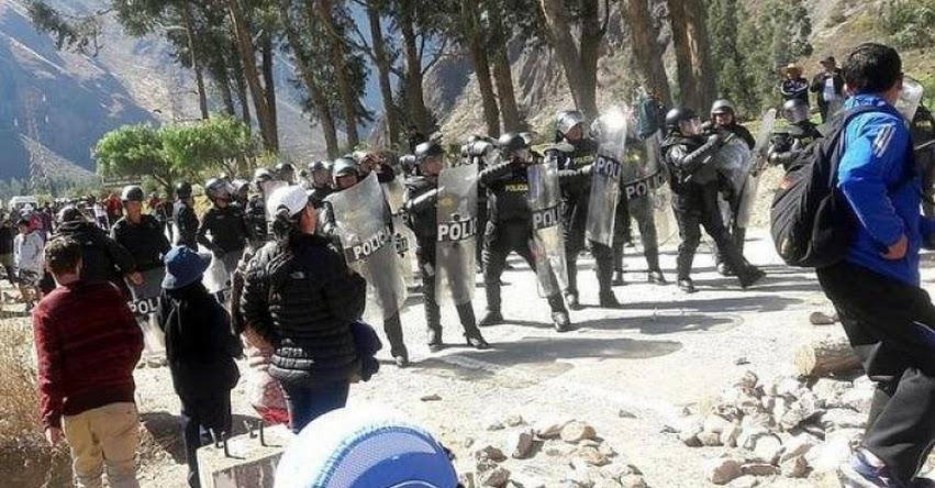 Tres servicios de tren suspendidos hacia Machu Picchu por huelga de maestros SUTEP