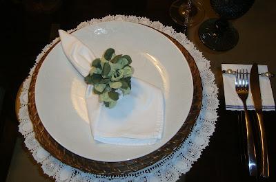4 Mesa para o jantar