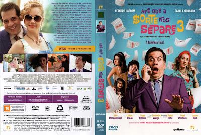Filme Até Que a Sorte nos Separe 3 - A Falência Final DVD Capa