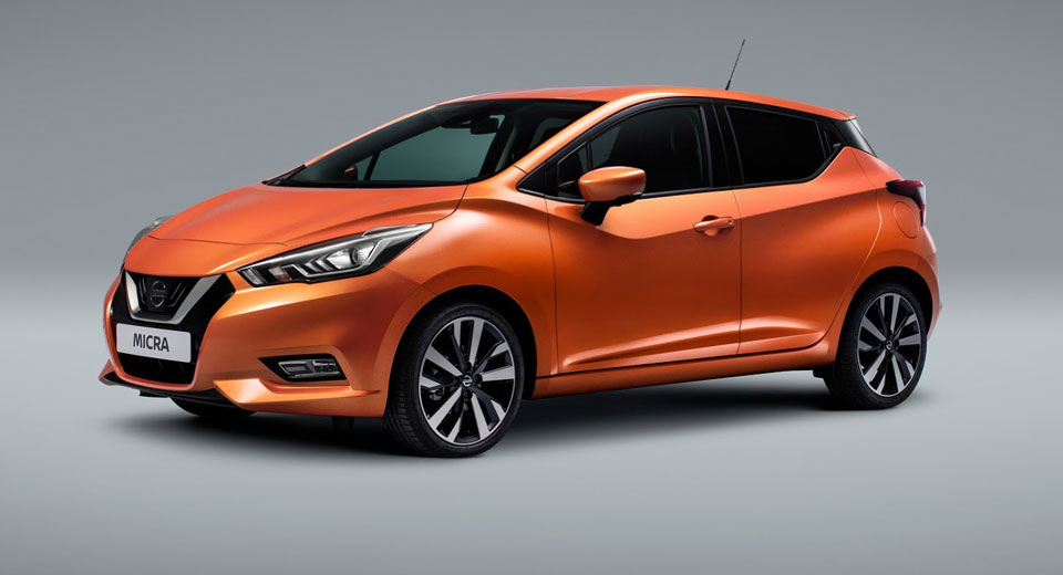 Nissan Details Car-Sharing Purchase Program For New Micra - Types cars