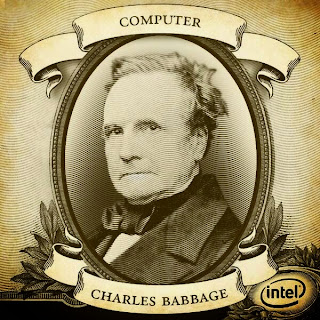 Charles Babbage-Father of computer