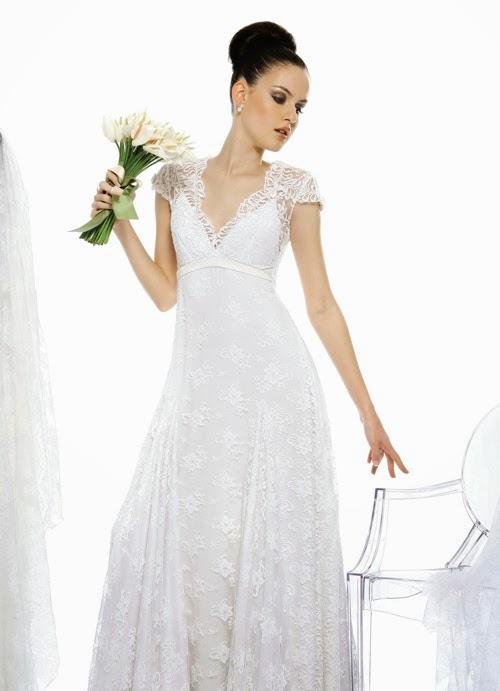411165f2a Por outro lado, com tantas novidades no mercado das noivas e a  contemporaneidade em destaque, nem mesmo os vestidos de noiva simples  ficaram de fora.
