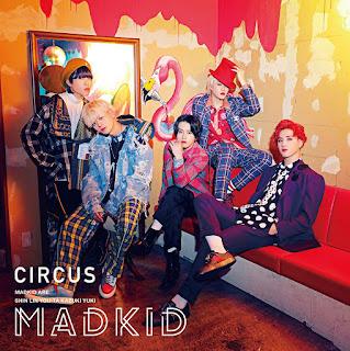 Download [Album] MADKID – CIRCUS (1st Album) [MP3/320K/ZIP]