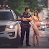 Checkout  the nude maternity shoot that has tongues talking on social media