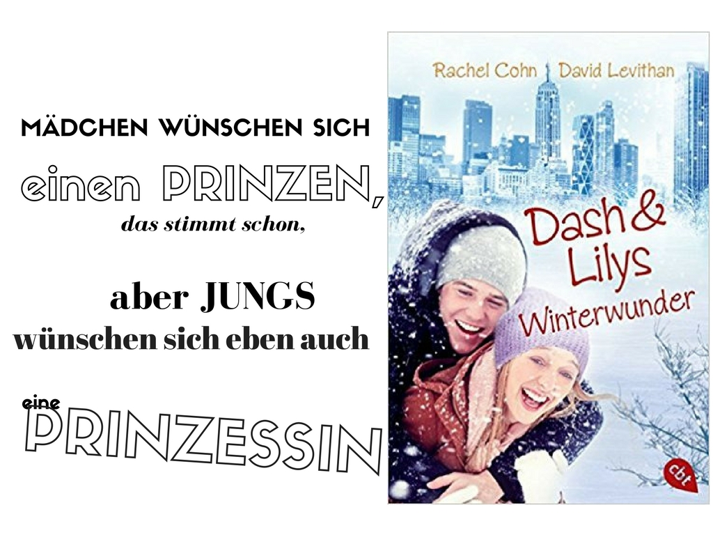 Walking About Rainbows Rezension Dash Lilys Winterwunder