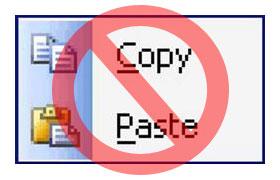 ¿Porqué no debes copiar el contenido?