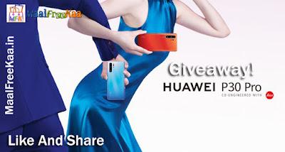 Huawei P30 Pro Free
