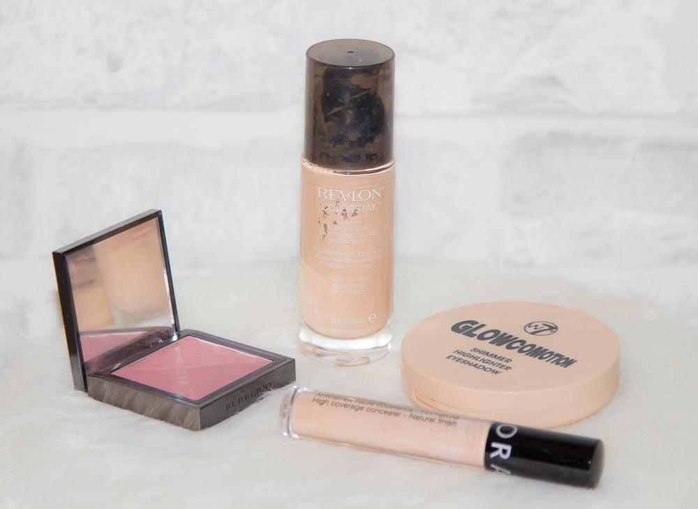 maquillage - teint - revlon - burberry