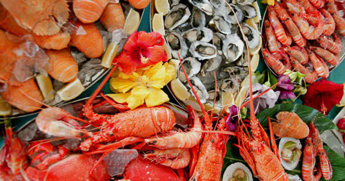 7 Types of Seafood for Reduce Risk of Heart Disease