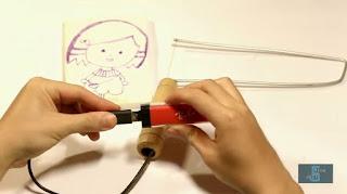 tutorial Cara Membuat Pemotong Styrofoam dari USB Sederhana