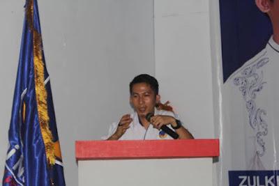 ketua dpd partai nasdem bolmut