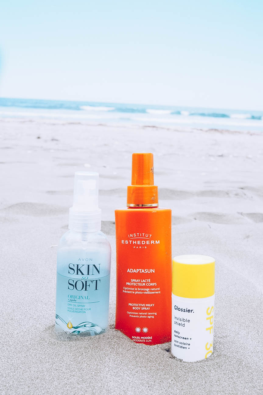 The Three Best Skincare Products to Pack for a Hot Weather Holiday