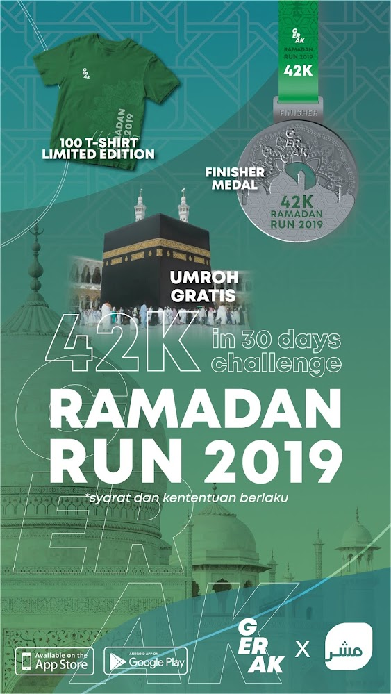 Ramadan Run • 2019