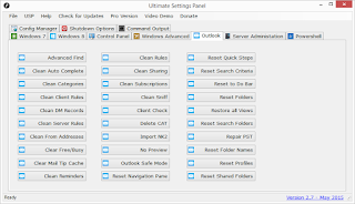 Ultimate Settings Panel v2.7 Released 5