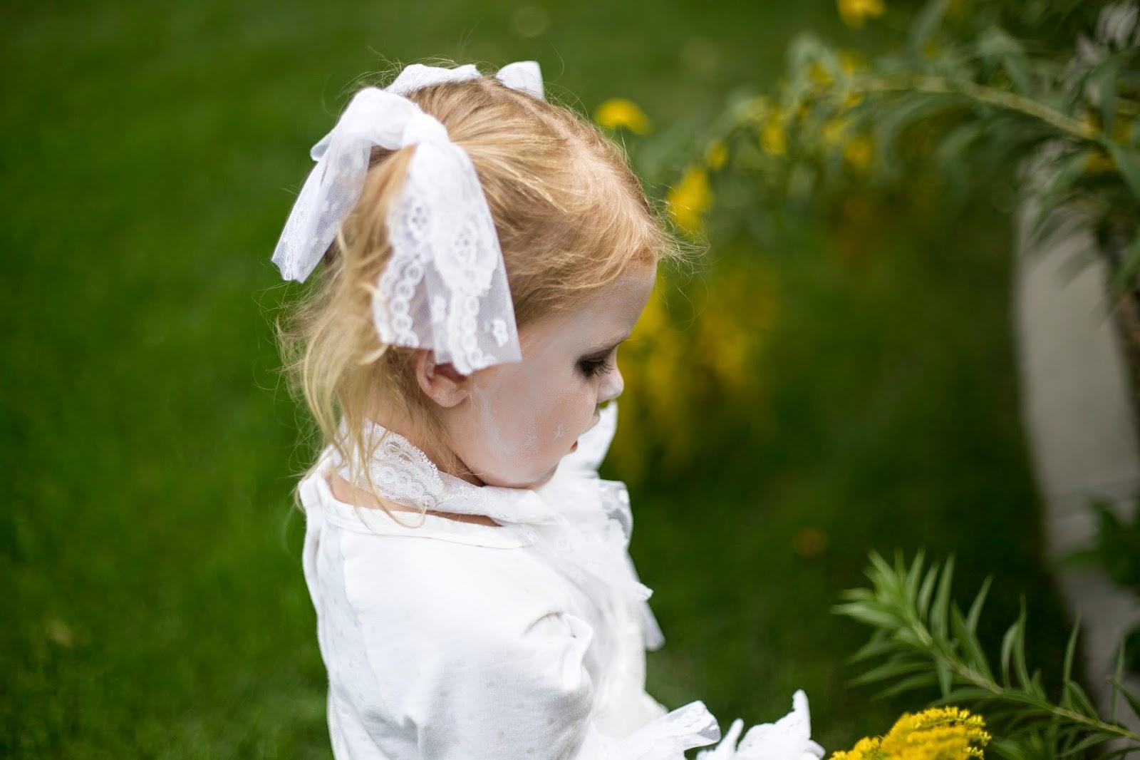 Do It Yourself Divas Diy Little Girl Lace Mummy