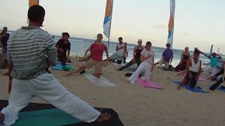 All About Free Yoga Exercises in Bali