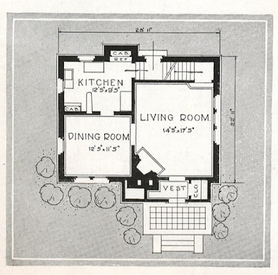 sears house randolph catalog floor plan same as willard