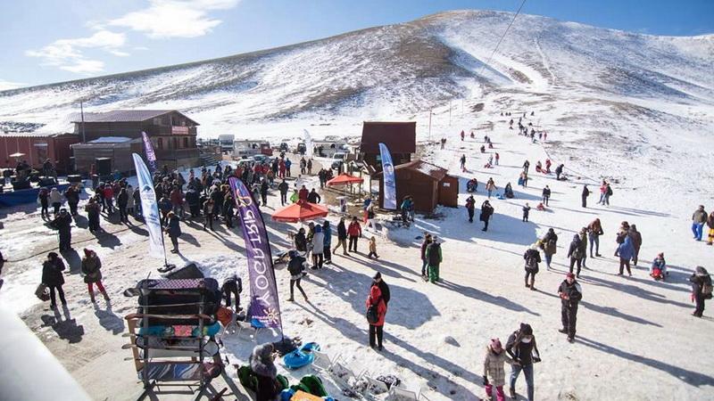 Το βίντεο με τις καλύτερες στιγμές από το Grand Opening του Χιονοδρομικού Κέντρου Φαλακρού