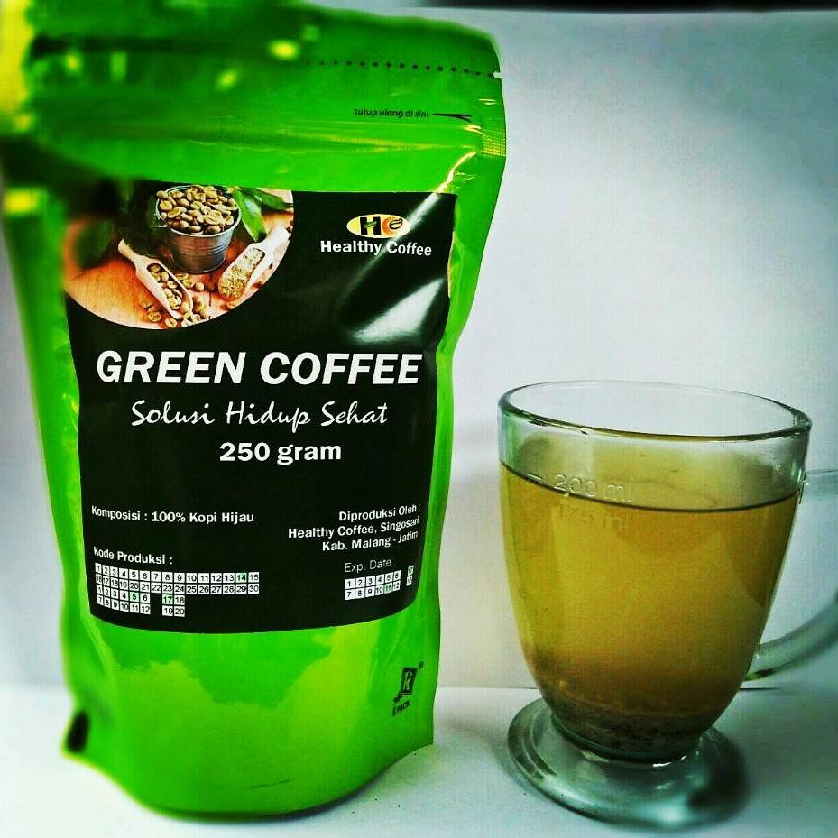 Jual Green Coffee Kopi Hijau Diet 0858 5257 0009