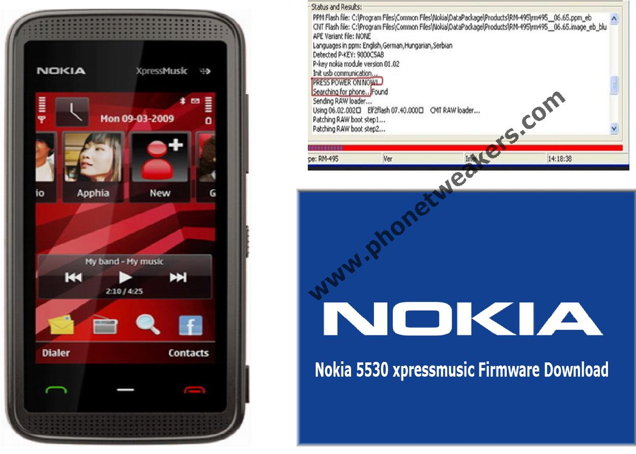 Popular Driver Updates for Nokia 5800 XpressMusic
