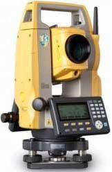 Desain Teknologi Superior Total station  ES-101-102-103 dan105 Topcon
