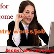Best Services Data Entry Works @ form filling projects/9555672004