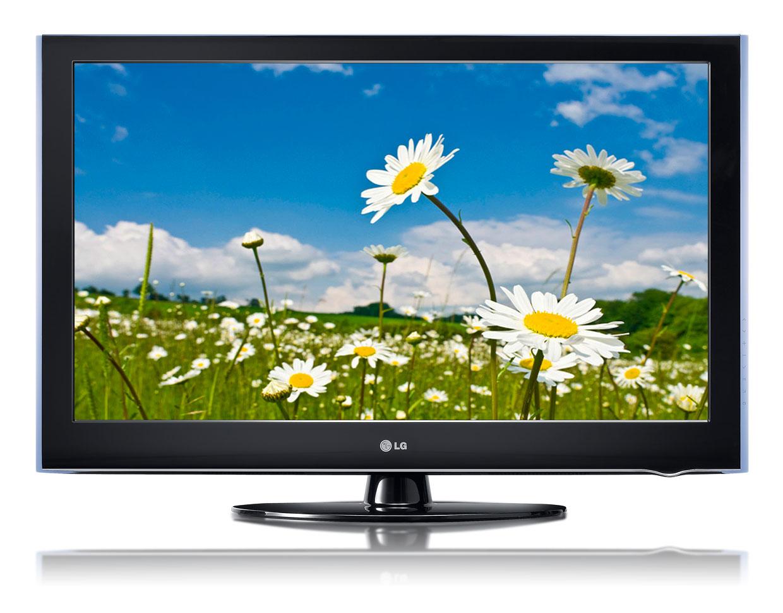 cara servis tv lcd hidup lima detik