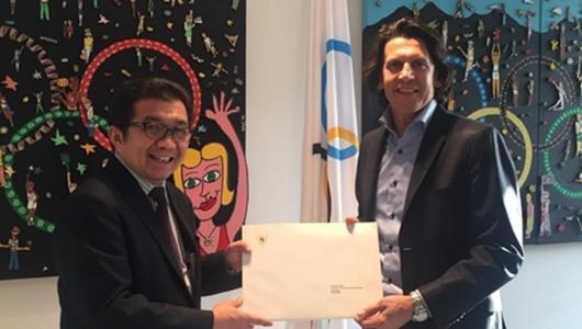 Resmi, Indonesia Mencalonkan Diri Sebagai Tuan Rumah Olimpiade 2032