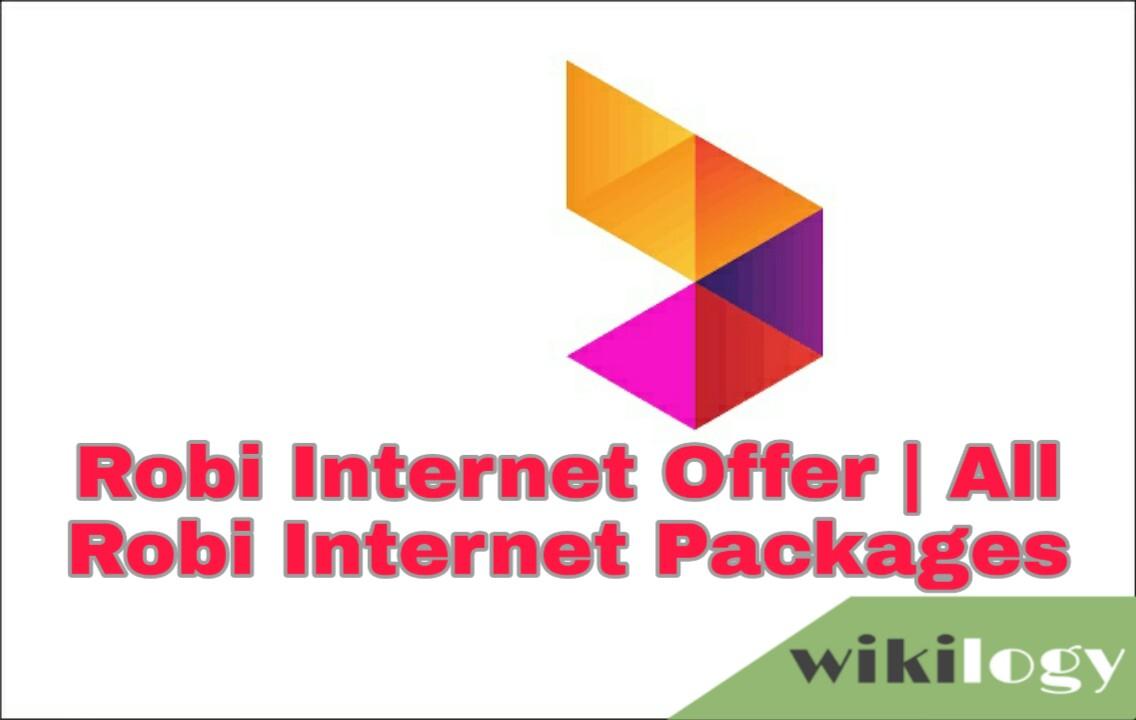 Robi Internet MB Offer & Package 2020