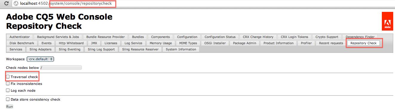 Adobe CQ/Adobe AEM: 2012