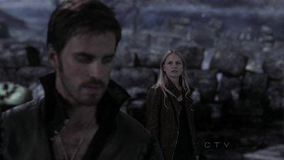 Thoughts from a Hopeful Romantic: An Upside Down Fairy Tale, Part II: Kindred Spirits: The Love Story of Captain Swan