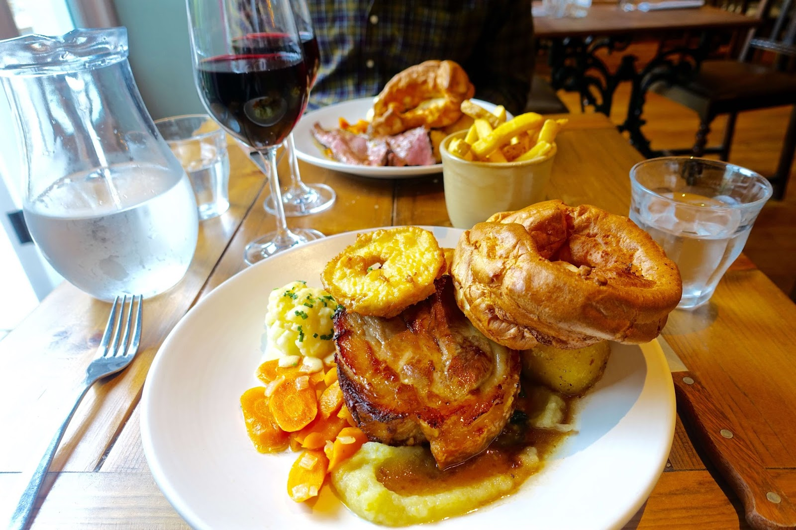 Favourite sunday lunch spots in Surrey