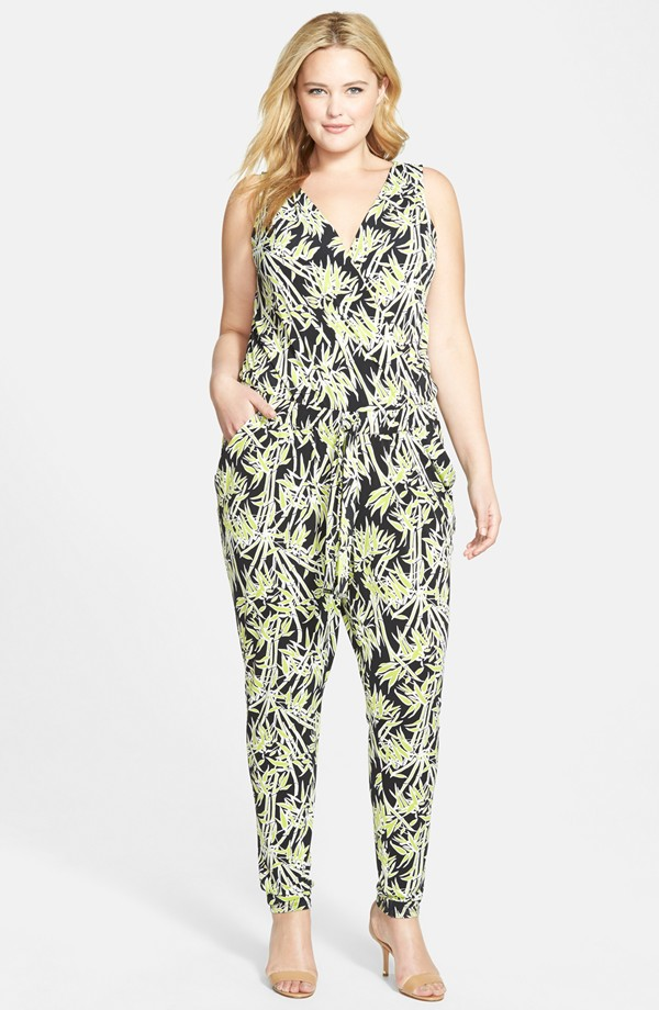 Tips on How To Style Jumpsuits For Plus Size Women ...
