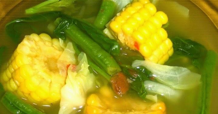 CARA MEMBUAT SAYUR ASEM BENING ENAK | Resep Masakan Indonesia